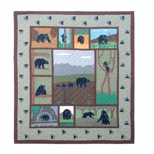 Millwood Pines Francine Bear Country Quilt