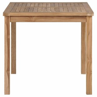 Teak Dining Table By Sol 72 Outdoor