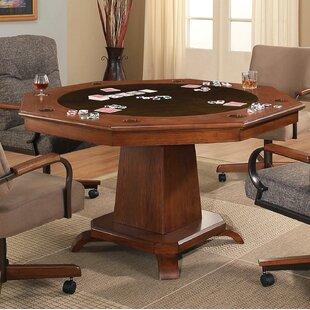 Reversible Poker Table   Wayfair