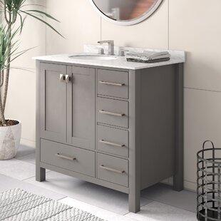 Modern 36 Inch Bathroom Vanities