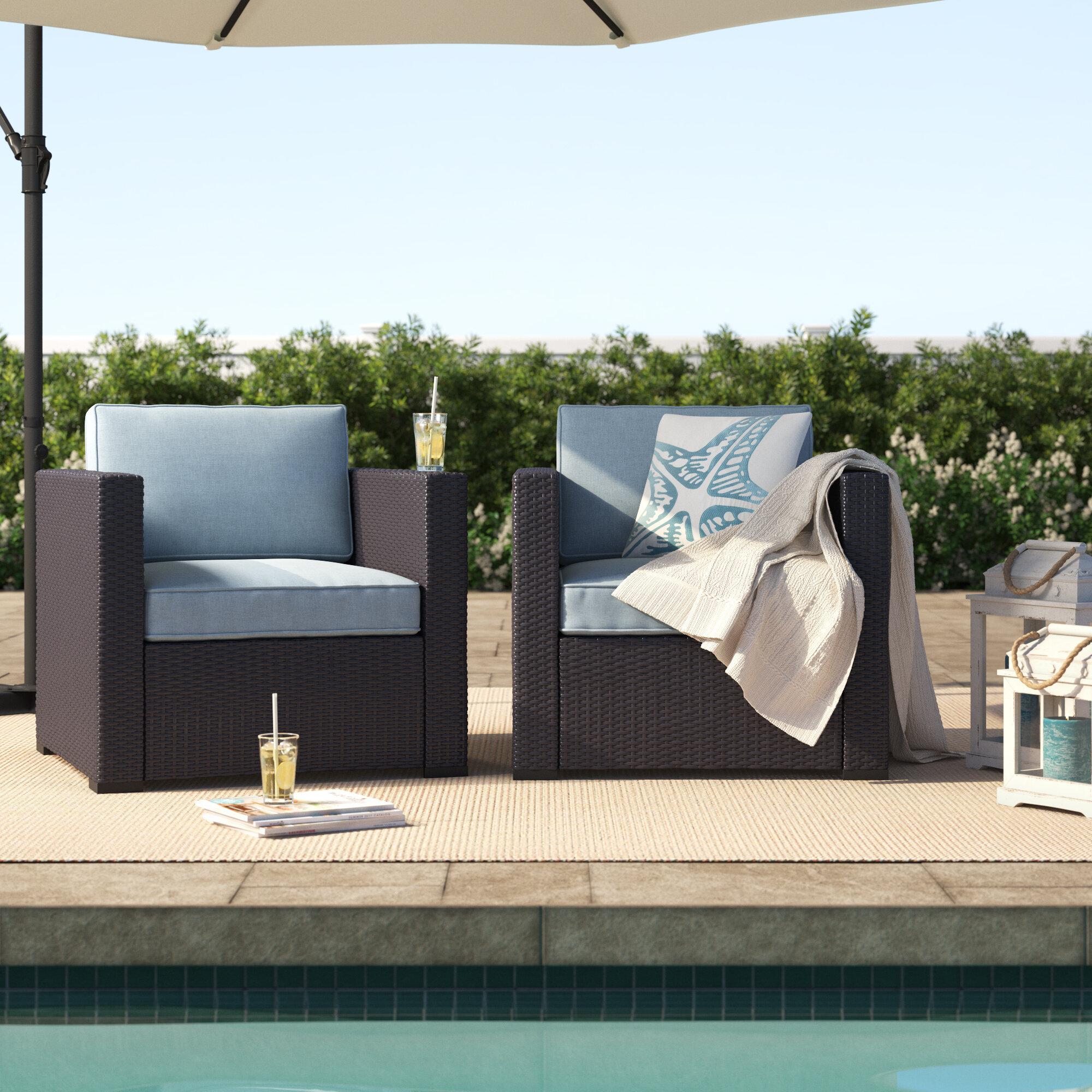 Superb Oversized Wicker Chair Wayfair Home Interior And Landscaping Ymoonbapapsignezvosmurscom