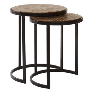 Ebba 2 Piece Nest Of Tables By Bloomsbury Market