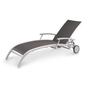 Lasley Sun Lounger By Sol 72 Outdoor