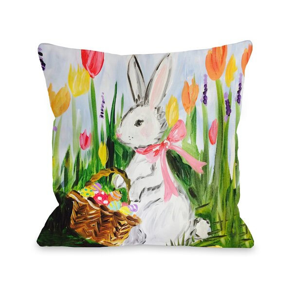 Easter Bunny Pillows Wayfair