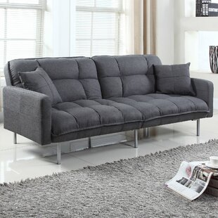 Bargain Convertible Sofa by Madison Home USA Reviews (2019) & Buyer's Guide