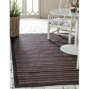 Cher Brown Indoor/Outdoor Area Rug