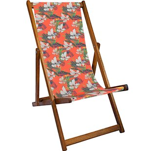 Ines Reclining Deck Chair By Sol 72 Outdoor