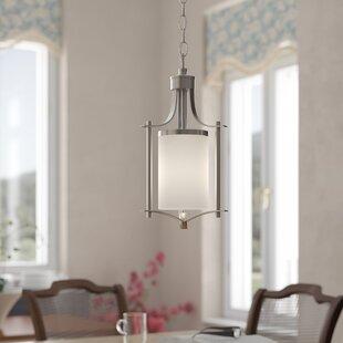 Andover Mills Agnes 1-Light Lantern Pendant