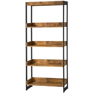 Mccalla Etagere Bookcase by Williston Forge