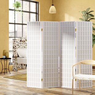 World Menagerie Montclair 4 Panel Room Divider