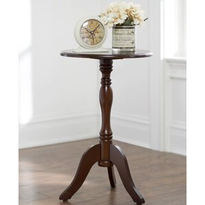 Fay End Table by August Grove