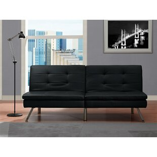 Wade Logan Johnathan Convertible Sofa
