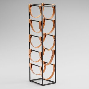 Brighton 5 Bottle Tabletop Wine Rack by C..