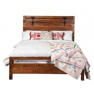 Loon Peak Rieke Queen Platform Bed