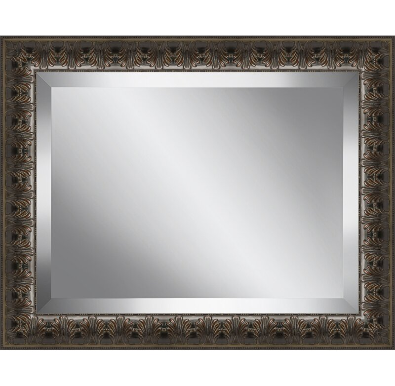 Carved Plate Accent Mirror Buy Online In Dominica At Dominica Desertcart Com Productid 131681386