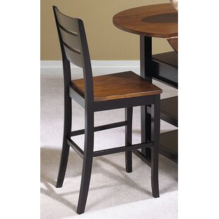 Atwater 24 Bar Stool (Set of 2) World Menagerie