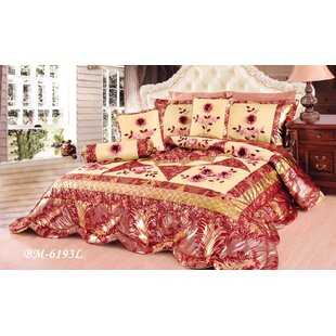 Rose Garden 6 Piece Comforter Set