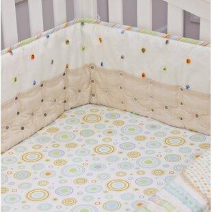 Imagination Twill Airflow Crib Safety Bumpers ByNurture Imagination