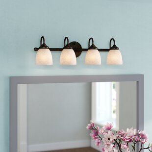 Kissinger 4-Light Vanity Light By Andover Mills