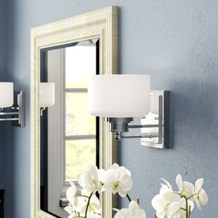 Jeann 1-Light Bath Sconce by Birch Lane? Heritage