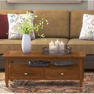 Alameda Coffee Table by Alcott Hill SKU:AE642407 Information