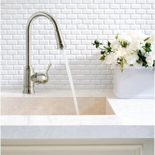 Woodmere Bar Pull Down Faucet with Reflex™ and Duralock™ by Moen