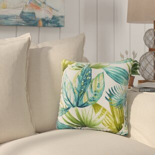Enya Outdoor Throw Pillow