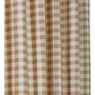 White Tie Up Curtains | Wayfair