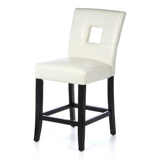 Mckinnie 24 Bar Stool (Set of 2) Brayden Studio