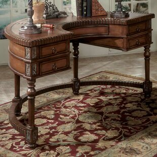 Durling Demilune U-Shape Writing Desk