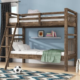 Jonina Twin Over Twin Bunk Bed by Mack & Milo