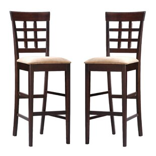 Gutirrez 29 Bar Stool (Set of 2) Red Barrel Studio
