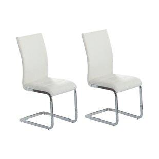 Inge Upholstered Dining Chair (Set Of 2) By Metro Lane