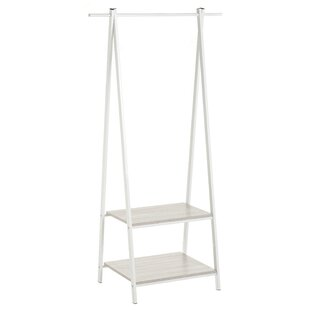 Rockville Coat Rack With 2 Shelves By Symple Stuff