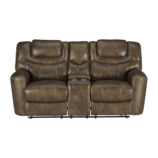 Kuehn Reclining Loveseat by Alcott Hill