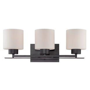 Compare Rickmansworth 3-Light Vanity Light By Orren Ellis