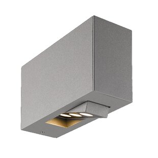 Orren Ellis Braedon 3-Light Outdoor Flush Mount