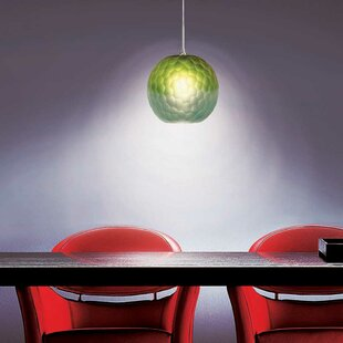 Best Price Evisage VI 1-Light Globe Pendant By Jesco Lighting