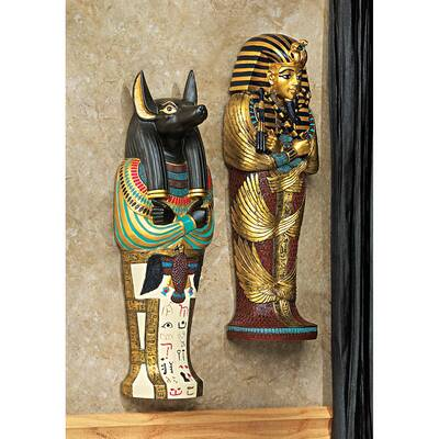 The Egyptian Jackal - God Anubis Statue