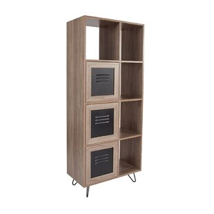 Reviews Efigenia Standard Bookcase by Union Rustic
