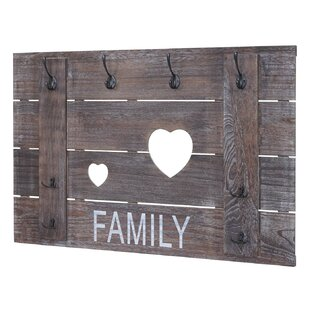 Family Kaplan Wall Mounted Coat Rack By Brambly Cottage