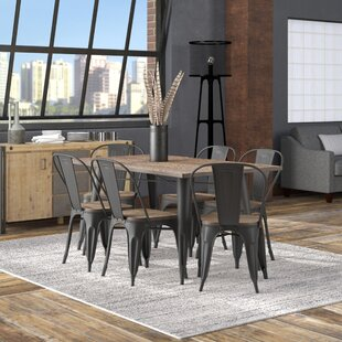 Claremont 7 Piece Dining Set Trent Austin Design