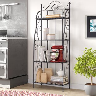 Duck Iron Baker's Rack by Charlton Home