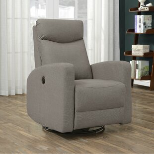 Willia Power Swivel Recliner
