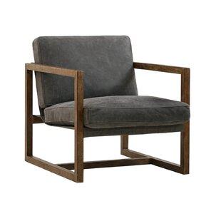 Harbor House Durham Leather Armchair