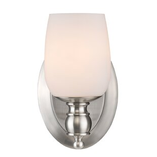 Darby Home Co Armstrong 1-Light Bath Sconce