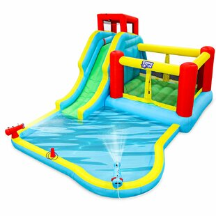 Sunny And Fun Water Bounce House By Sunny & Fun
