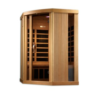 Puretech Low EMF 3 Person FAR Infrared Sauna by Dynamic Infrared