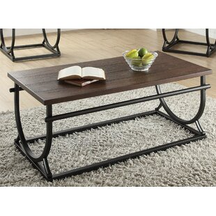 17 Stories Shirley 3 Piece Coffee Table Set