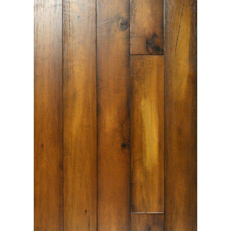 Albero Valley Vineyard 75 Engineered Maple Hardwood Flooring In
